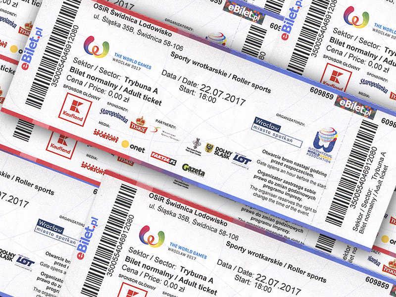 Bilety na zawody The World Games w Świdnicy taniej! (CENY, TERMINARZ ZAWODÓW)