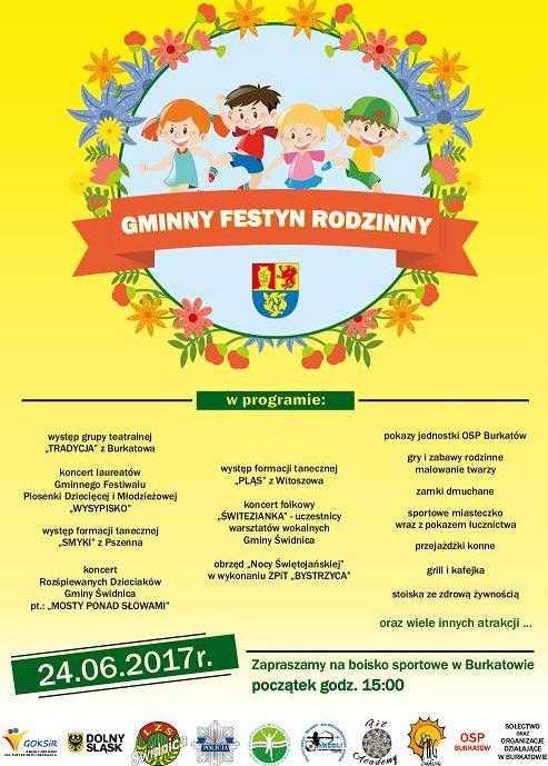 Gminny Festyn Rodzinny