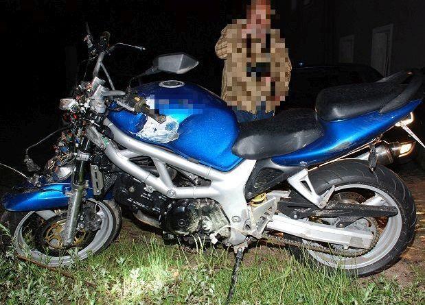 Nie żyje 16-letni motocyklista. Policja poszukuje świadków