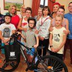 Rowery dla świdnickich dzieci