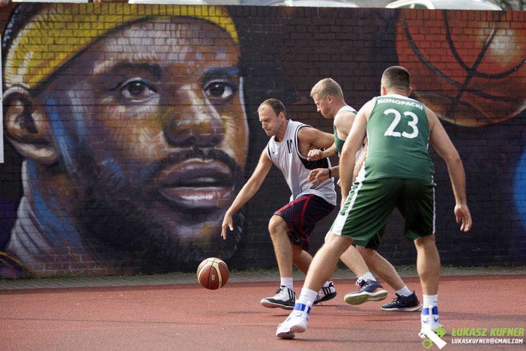 Basket rządzi na Zawiszowie (FOTO)