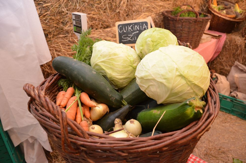 Pieczone jabłka, warzywny kocioł. Czas na październikowy Targ Ziemi 124