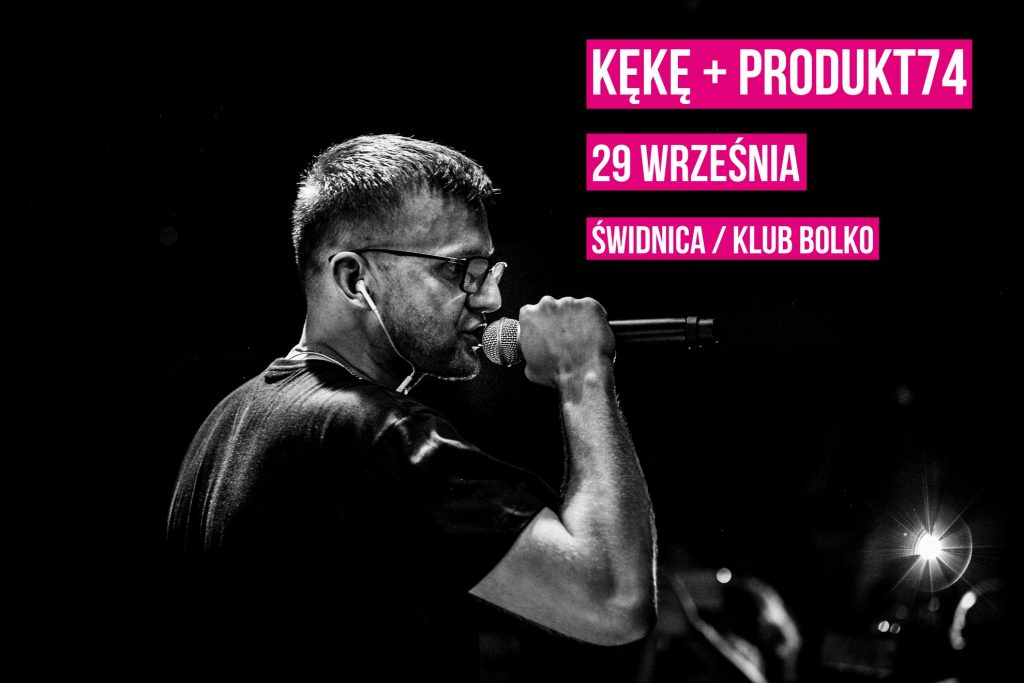 Hip-hopowy piątek z KęKę i Produkt74