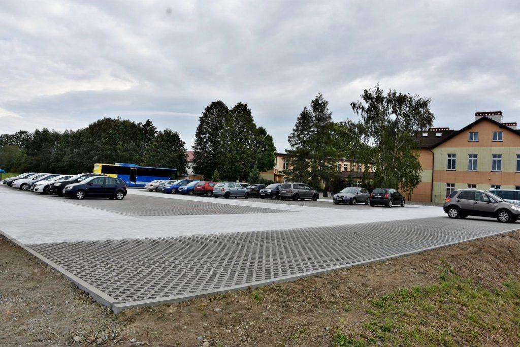 Powstał nowy parking
