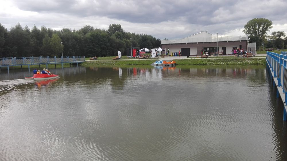 I Świdnicki Festiwal Barw nad zalewem