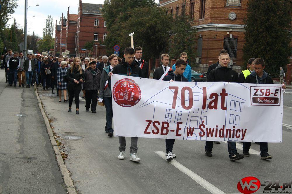 70-lecie Zespołu Szkół Budowlano-Elektrycznych (FOTO)