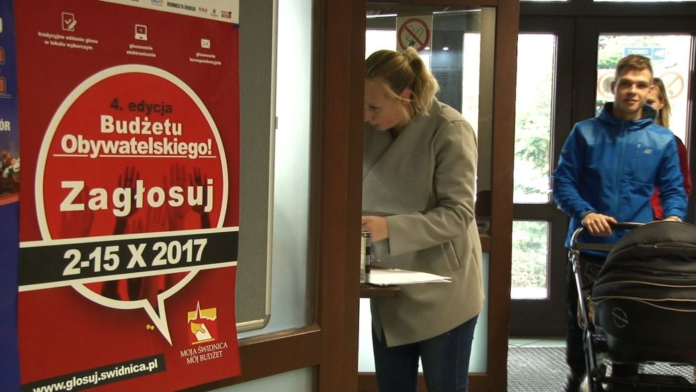 Świdnicki Budżet Obywatelski: trwa głosowanie! (VIDEO)