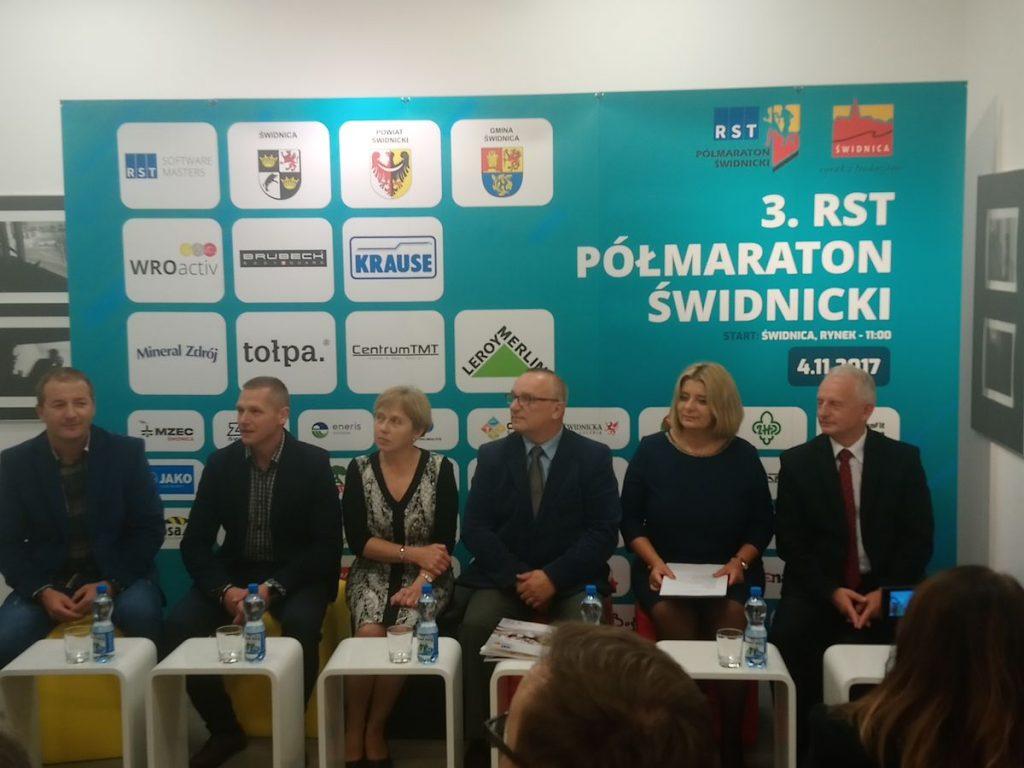 3. RST Półmaraton  Świdnicki po raz trzeci!