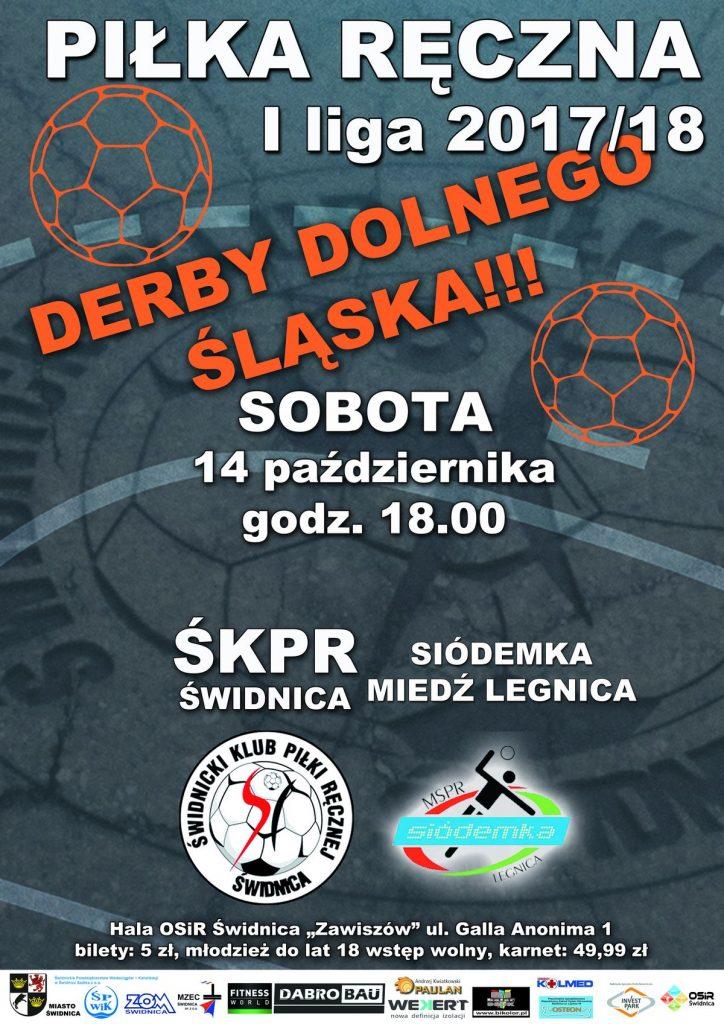 Miedź w Świdnicy czyli derby Dolnego Śląska