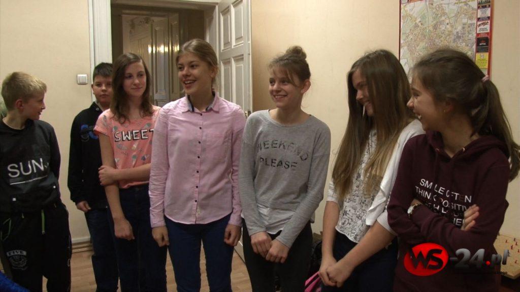 Młodzi dziennikarze w naszej redakcji (VIDEO)