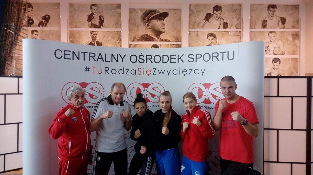 Świdnicki szkoleniowiec trenuje kadrę Polski (FOTO)