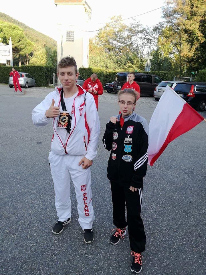 Nasi z medalami mistrzostw Świata
