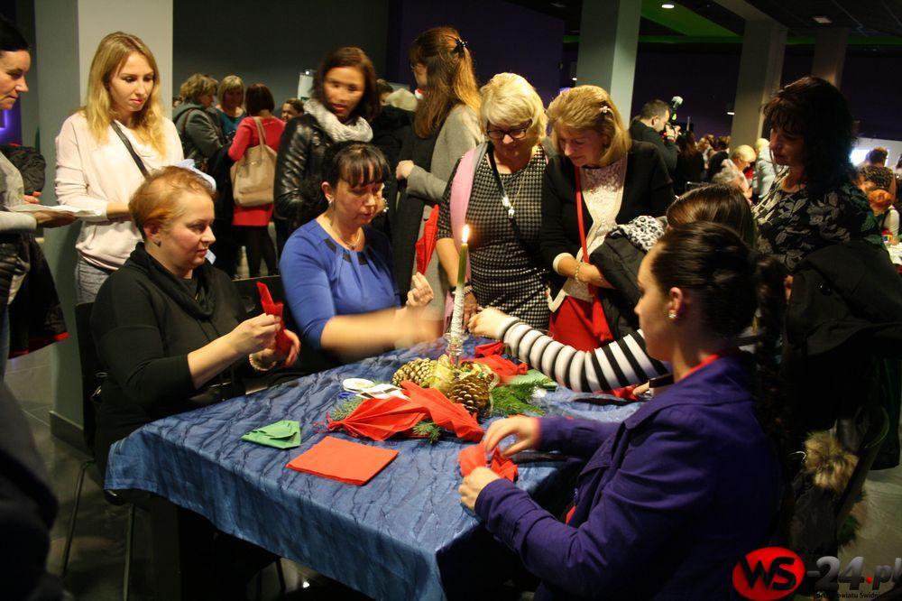 """""""Kino na Szpilkach"""" w świątecznym klimacie (FOTO)"""
