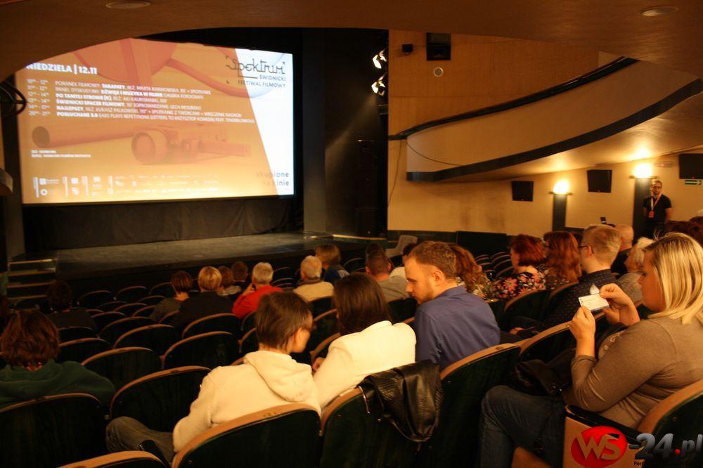 Świdnicki Festiwal Filmowy SPEKTRUM (PROGRAM)