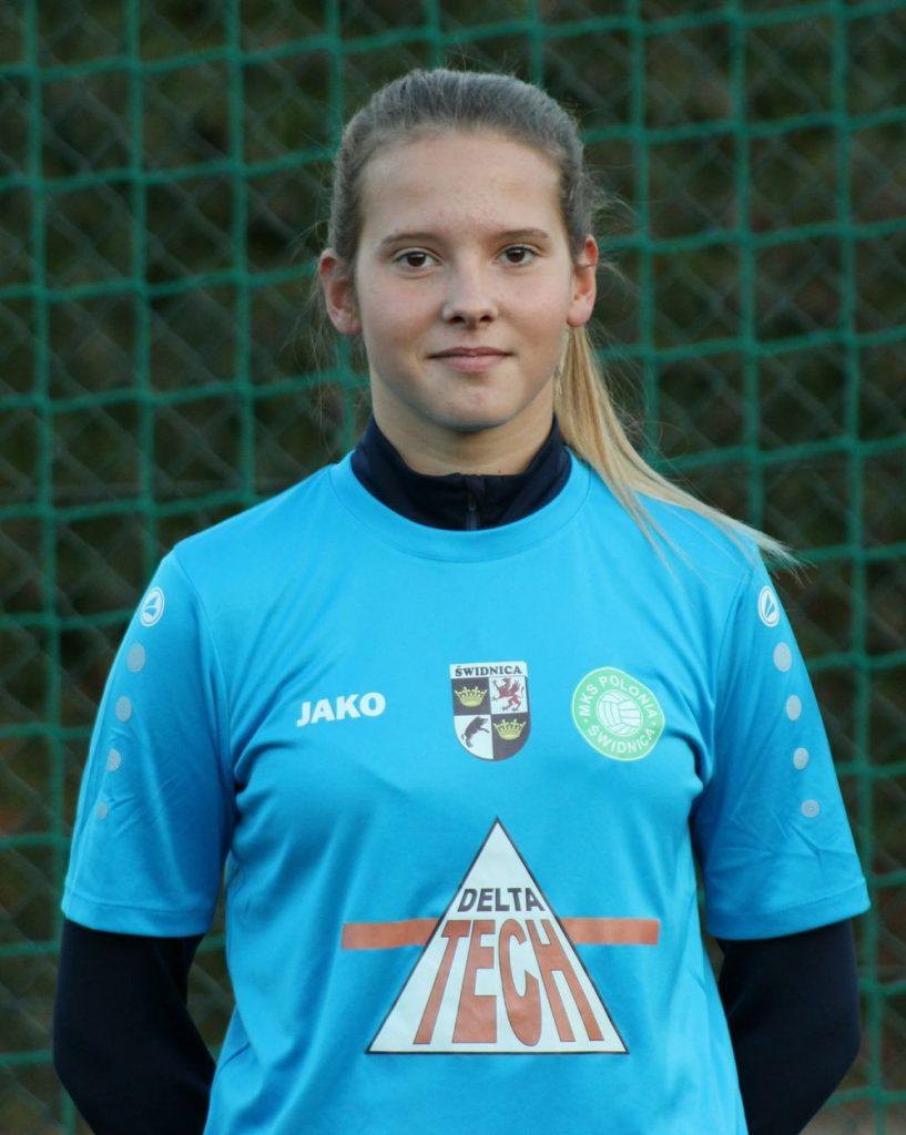 Piłkarka Polonii w kadrze regionu