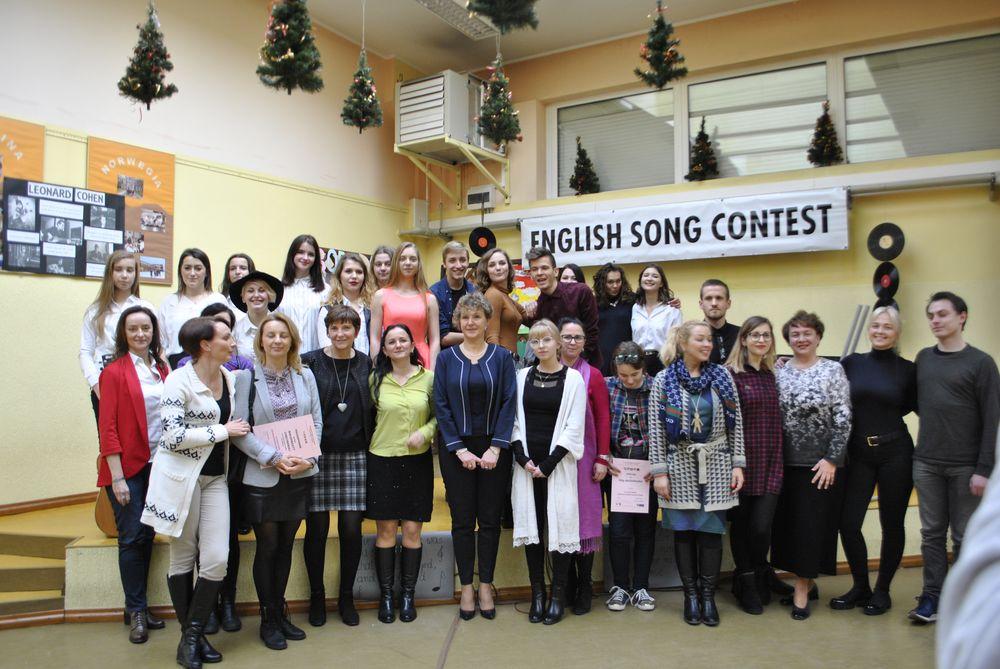 Śpiewająco po angielsku