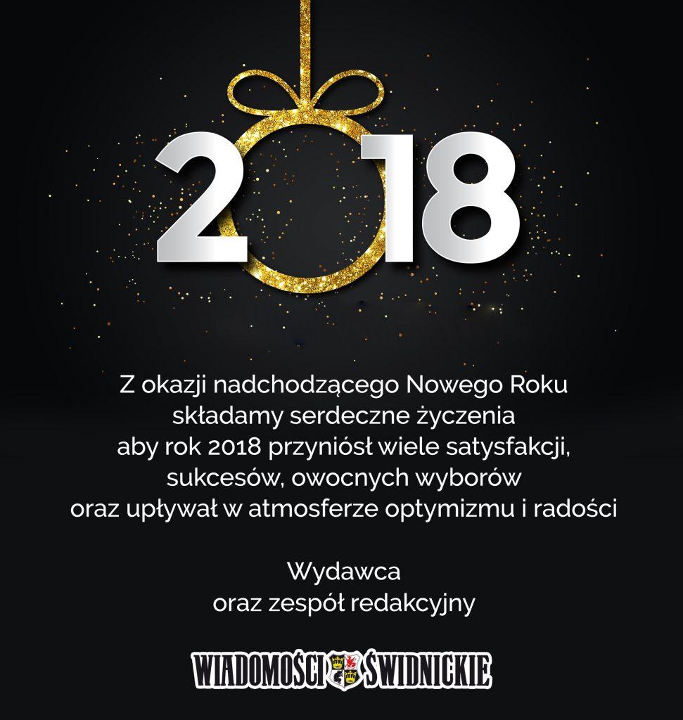 Szczęśliwego Nowego Roku!