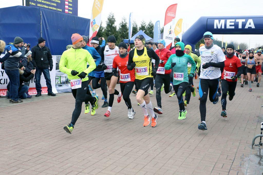 Wielkie bieganie na Zawiszowie (FOTO)