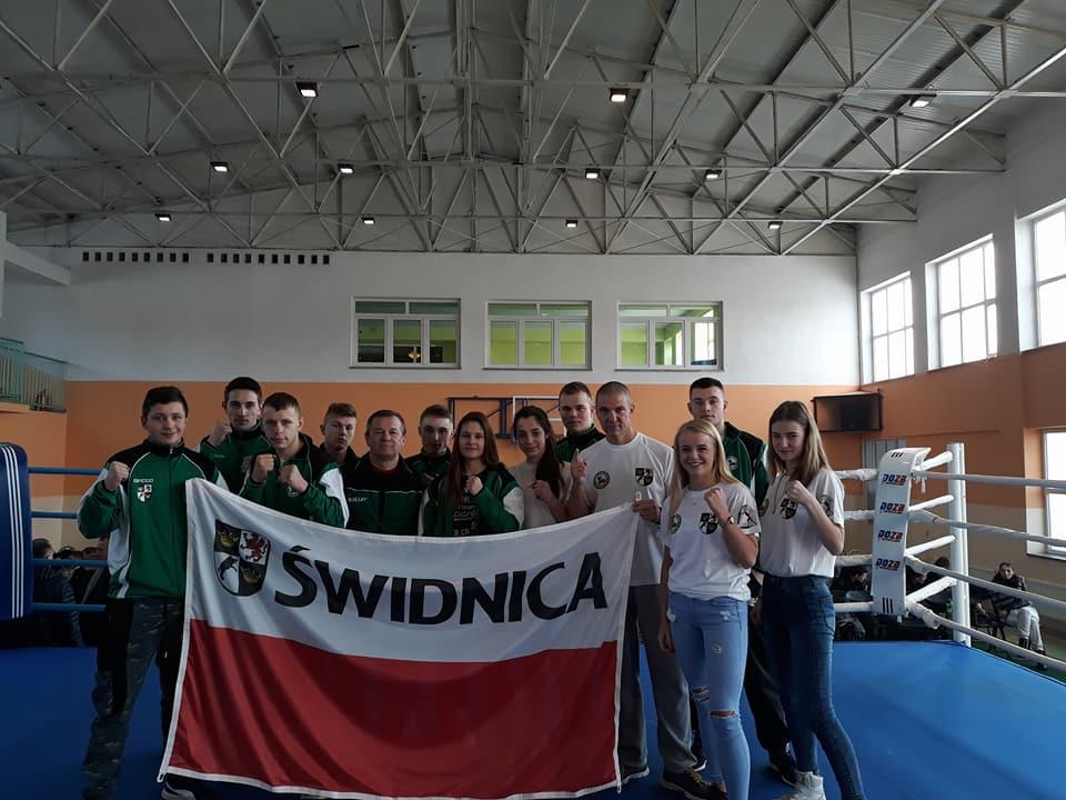 Worek medali bokserów Polonii (FOTO)