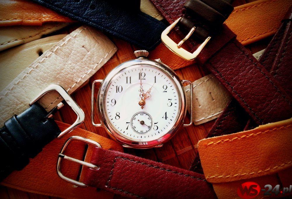Nie zapomnij przestawić zegarka!
