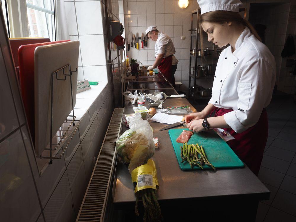 Została kulinarnym mistrzem (FOTO)