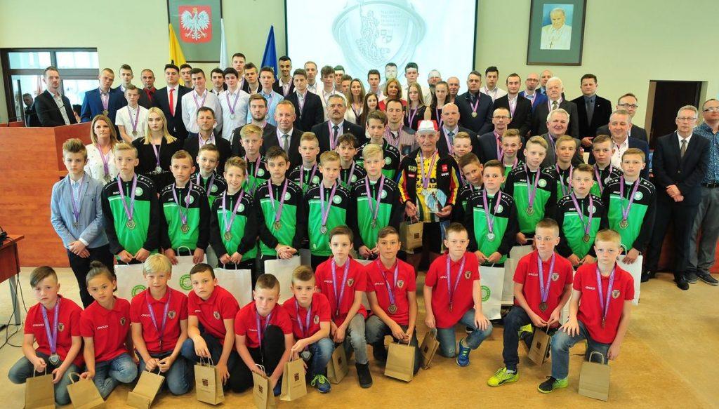 Sportowe nagrody prezydent Świdnicy rozdane (FOTO)