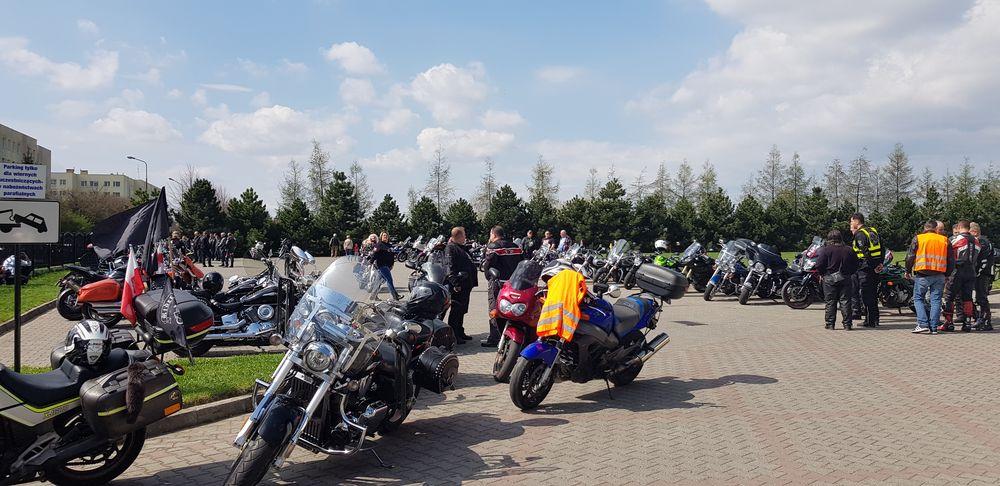 Motocykle poświęcone, sezon rozpoczęty (FOTO)
