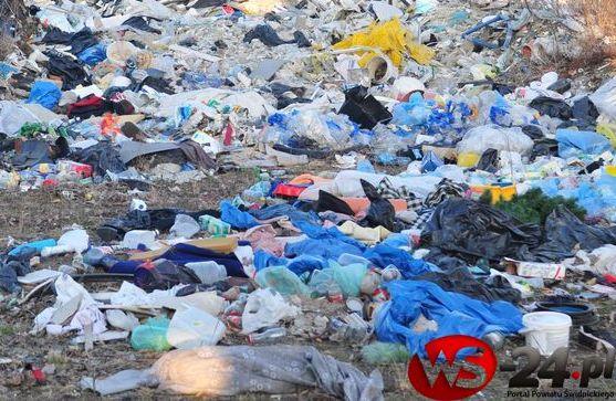 Martwy noworodek na wysypisku śmieci
