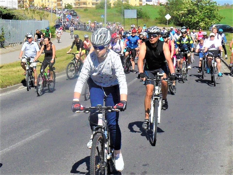 Świdnica na rowery (FOTO)