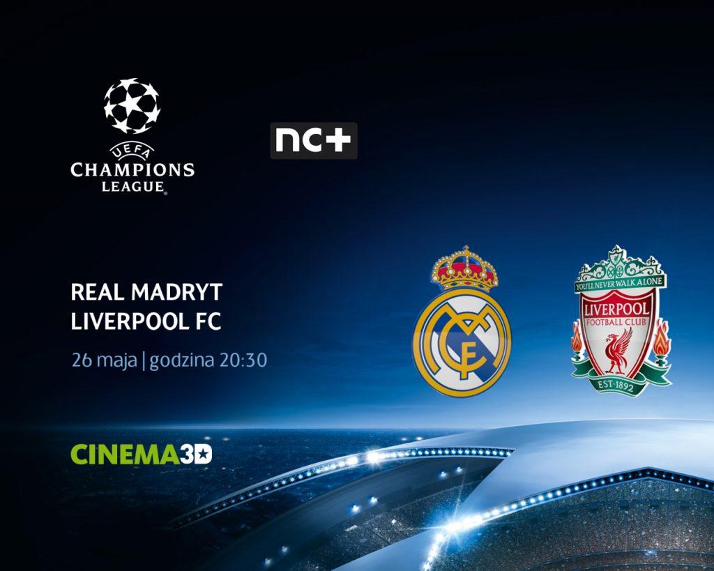 Liga Mistrzów w Cinema 3D (KONKURS)