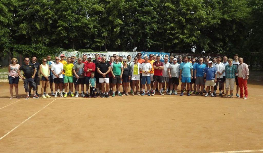 Tenisowe otwarcie sezonu (FOTO)