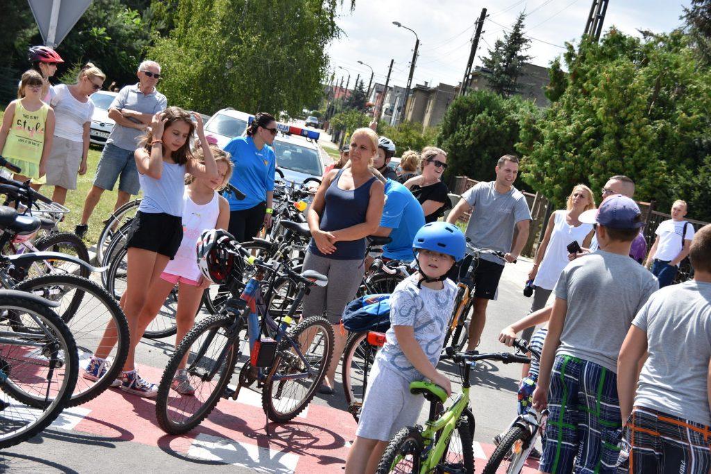 Droga rowerowa połączyła 3 sołectwa (FOTO)