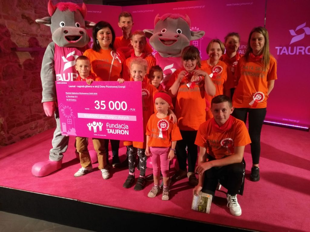 Dzieciaki wygrały 35 tysięcy złotych!