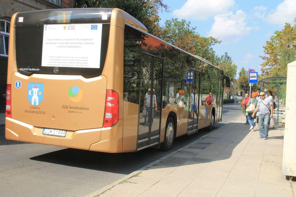 Zgłoś pomysł do nowych tras autobusów
