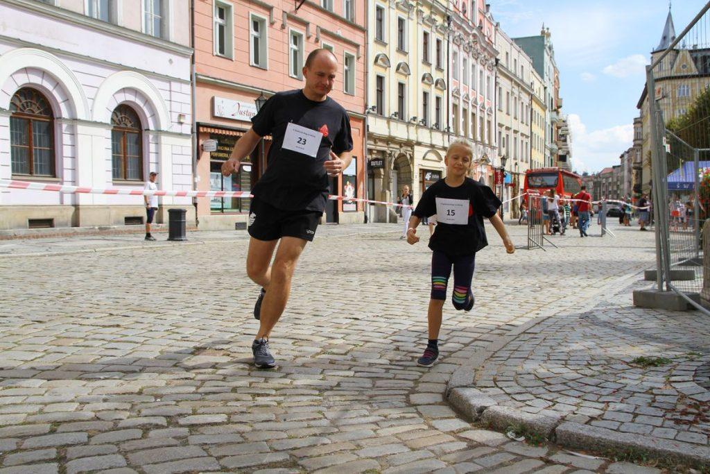 Rekordowy Bieg na Wieżę Ratuszową (FOTO)