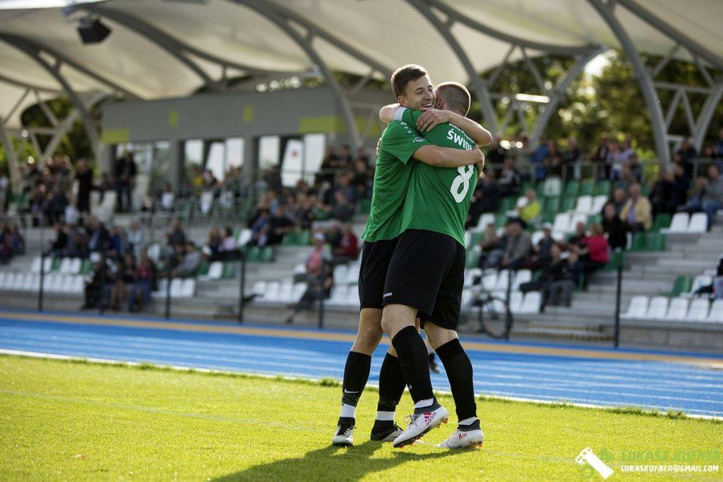 Zwycięska kanonada na otwarcie stadionu! (FOTO)