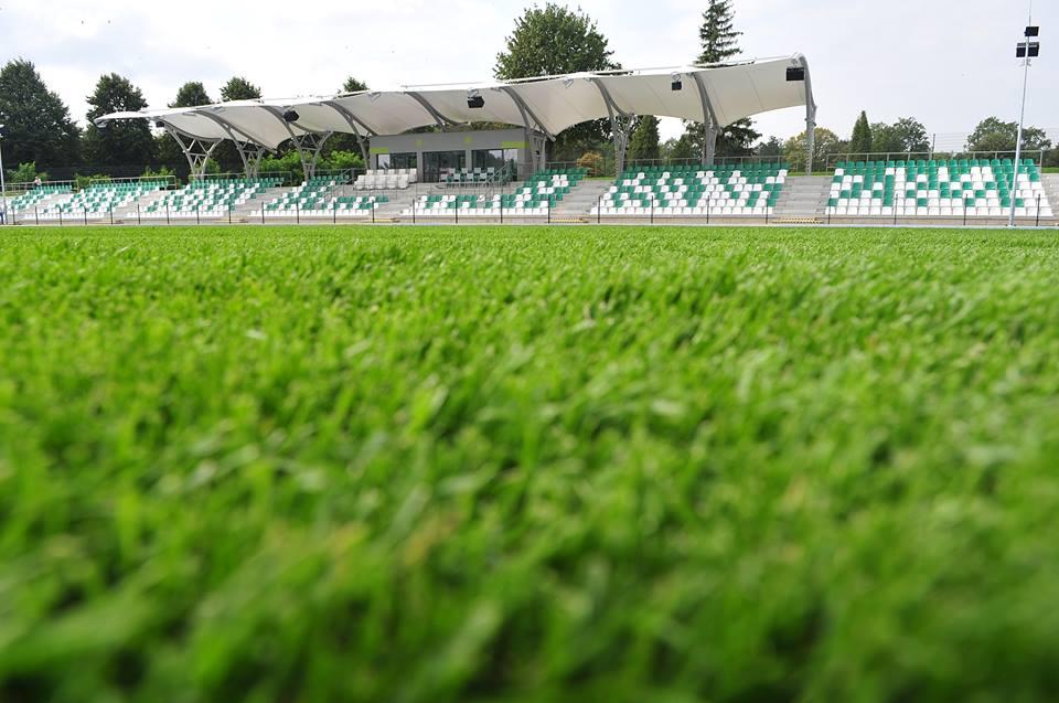 Mecz międzypaństwowy i zawody lekkoatletyczne na otwarcie stadionu