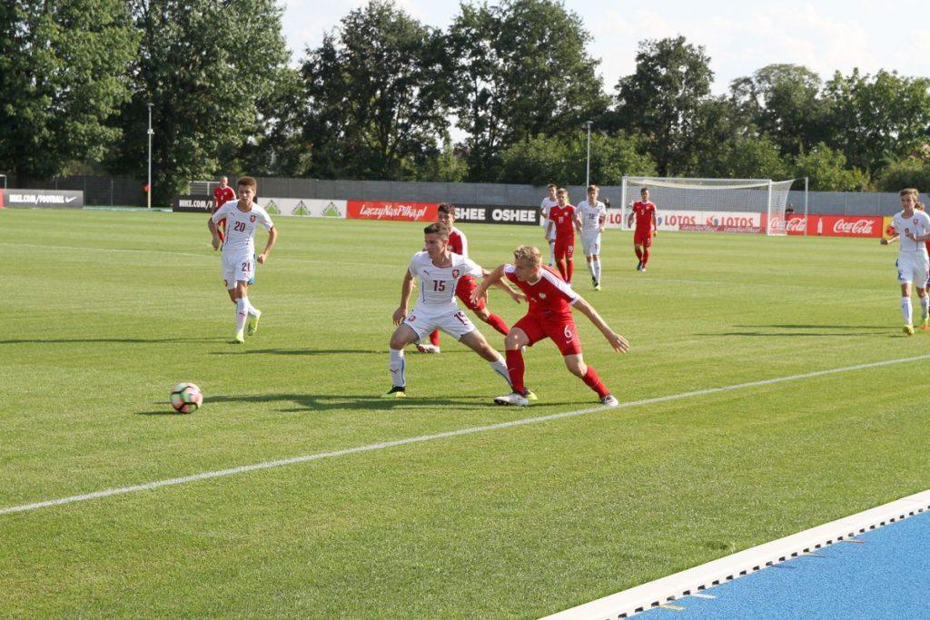 Polska lepsza od Czechów na otwarcie stadionu (FOTO)