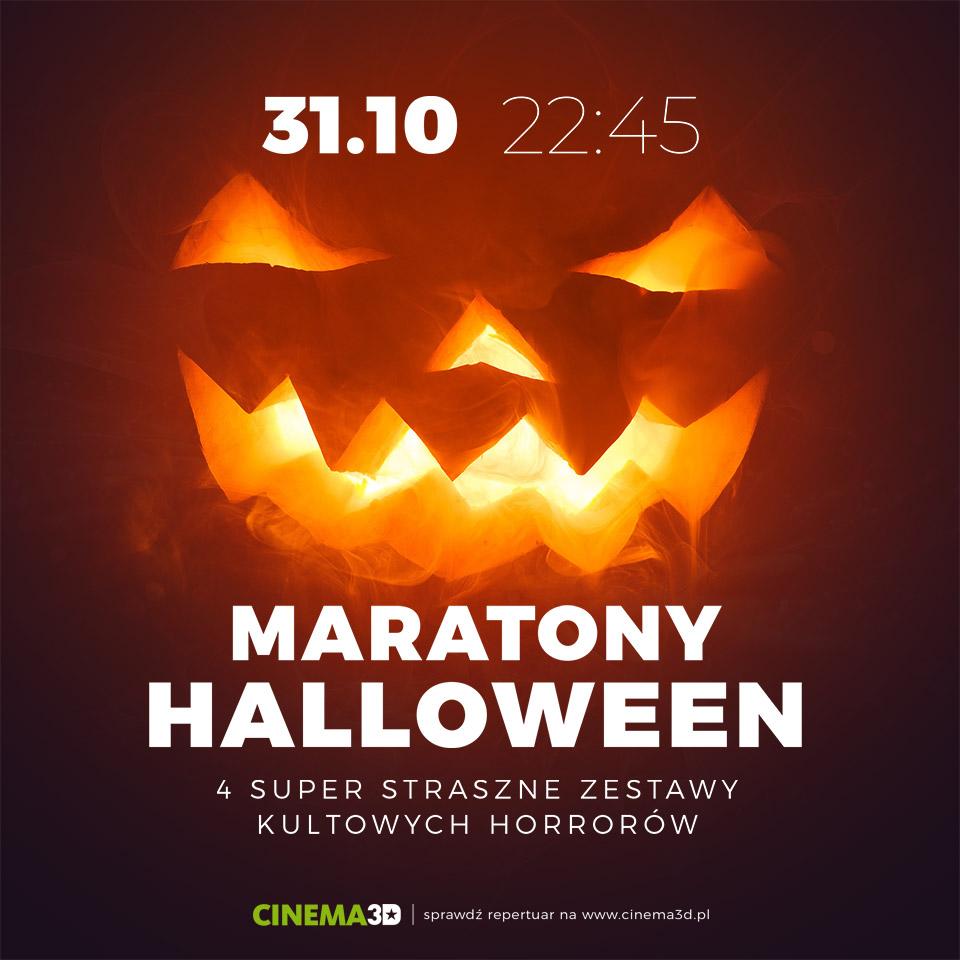 Maratony Halloween