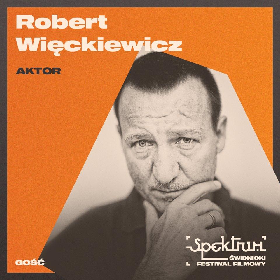 Robert Więckiewicz w Świdnicy