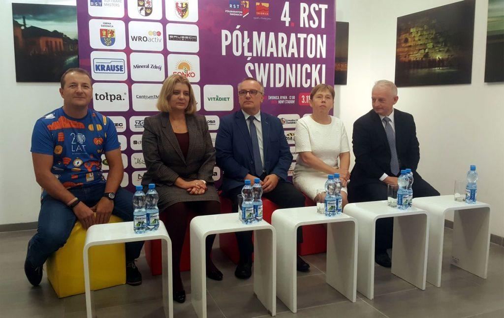 RST Półmaraton Świdnicki po raz czwarty. Są nowości!
