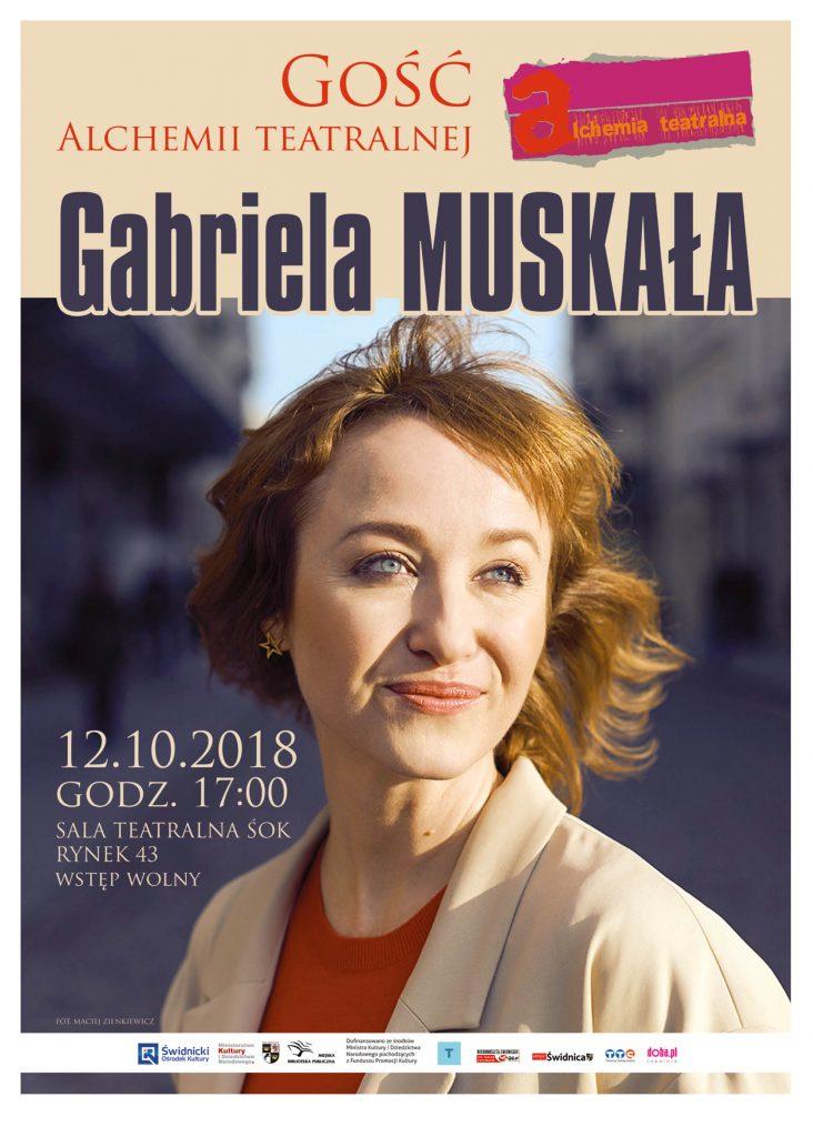 Gabriela Muskała w Świdnicy