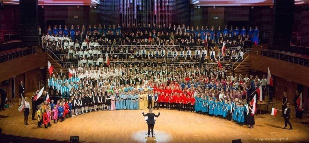 Chór Pryma Voce wystąpił w Narodowym Forum Muzyki