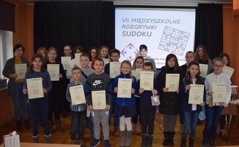 Mistrzowie Sudoku