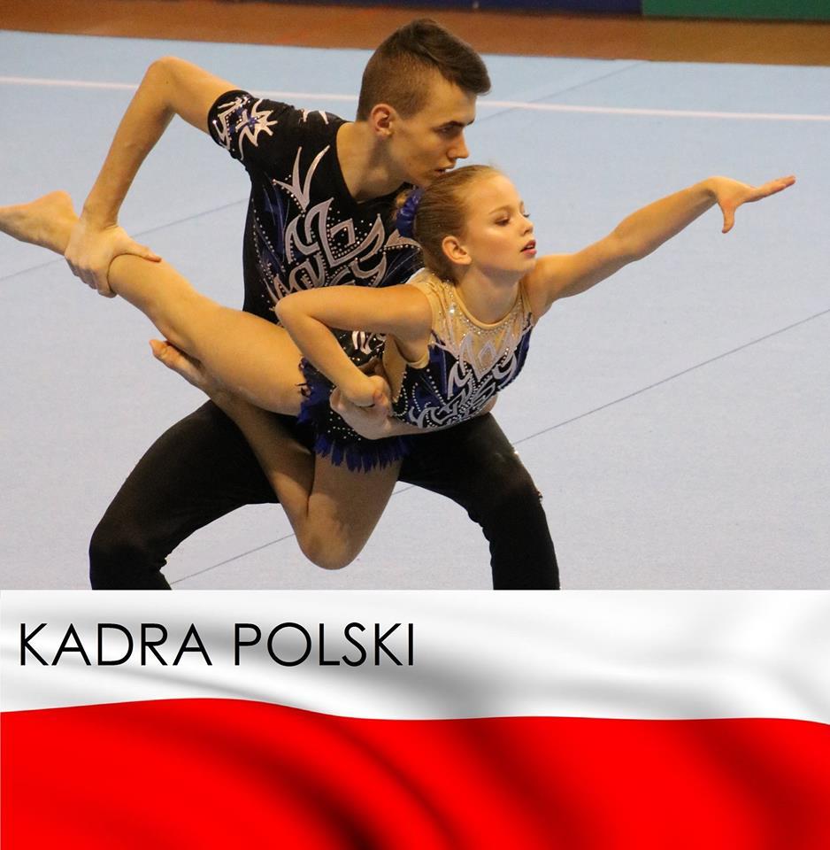 Świdniccy akrobaci w kadrze Polski