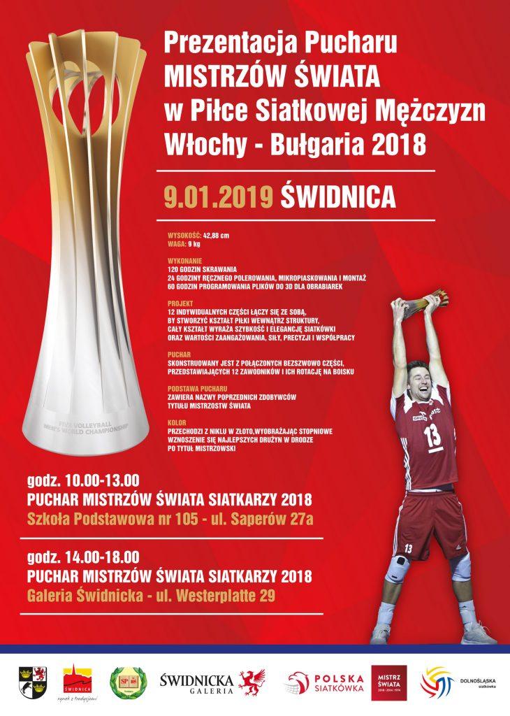 Siatkarski Puchar Świata zagości w Świdnicy!