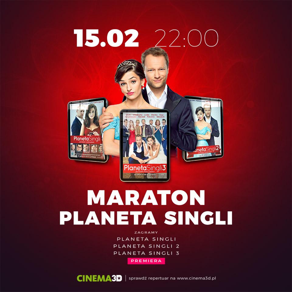 Maratony filmowe z okazji Walentynek (KONKURS)