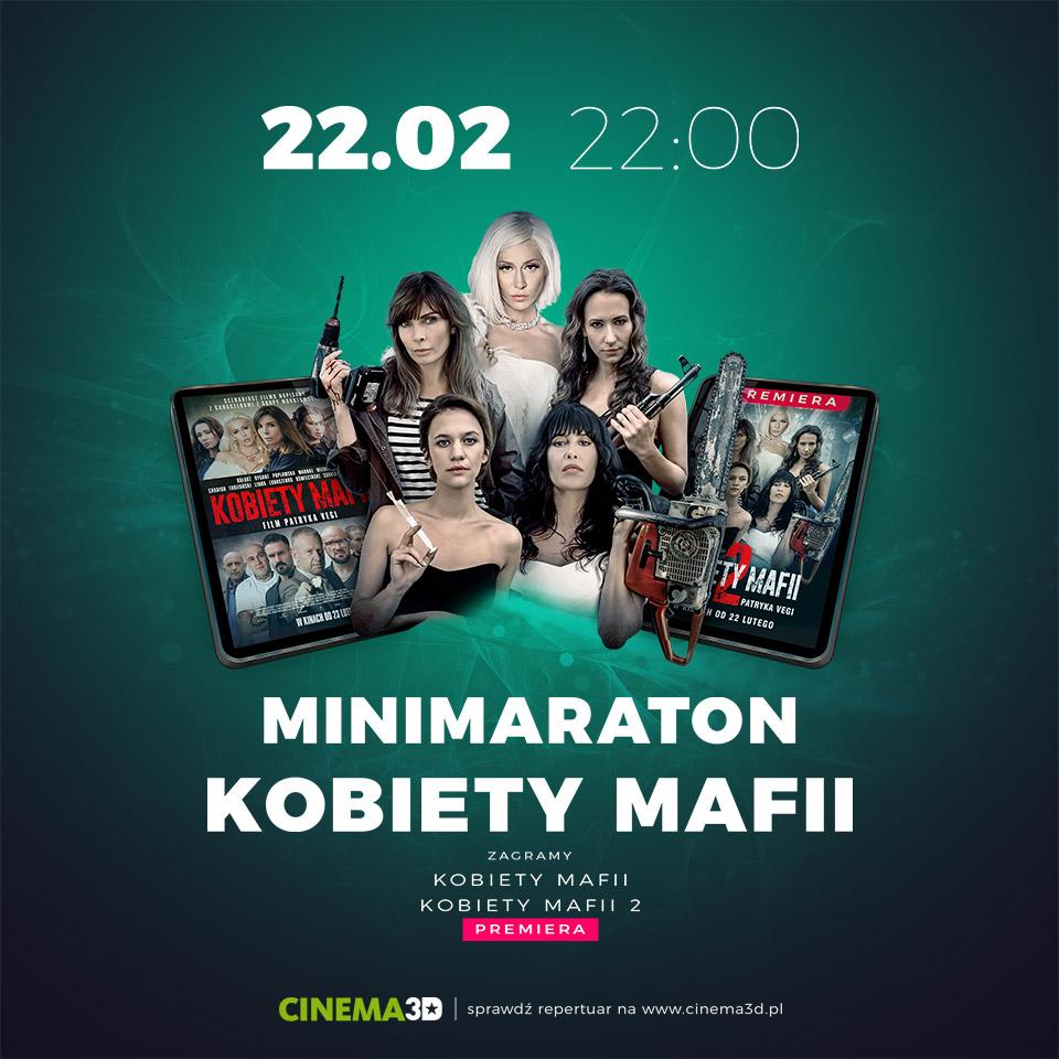 Minimaraton Kobiety Mafii (KONKURS)