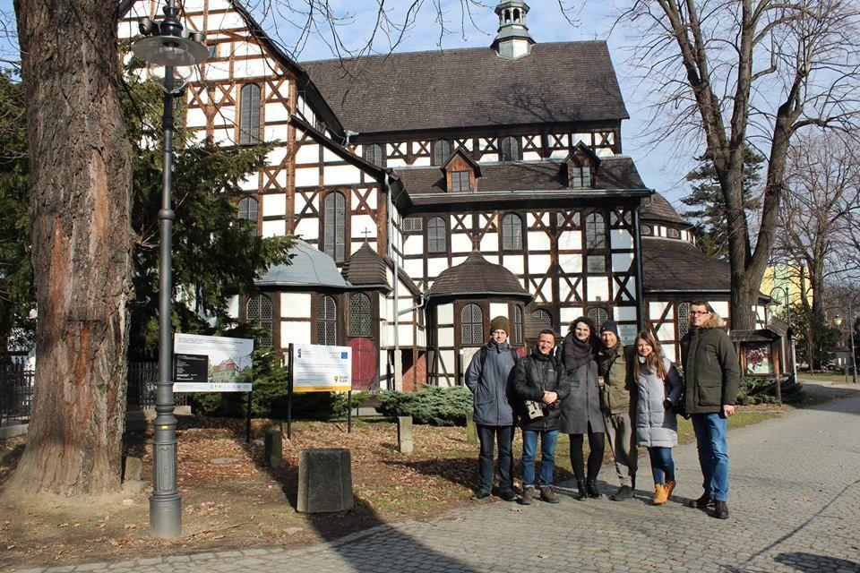 Dziennikarze z Litwy w Świdnicy