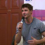 Mikołaj Roznerski w Świdnicy (VIDEO)